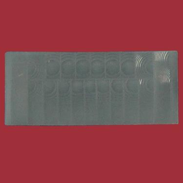8745-2(23.5*55.5)菲涅尔透镜(片状)