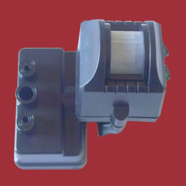 120°150W 感应器透镜